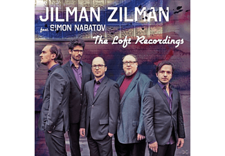 Jilman Zilman & Simon Nabatov - The Loft Recordings  - (CD)