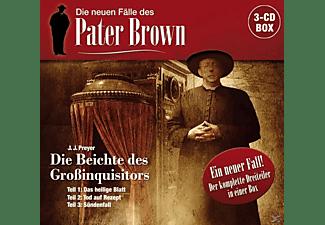 Pater Brown-die Neuen Fälle - Box 1 (Folgen 1-3)  - (CD)