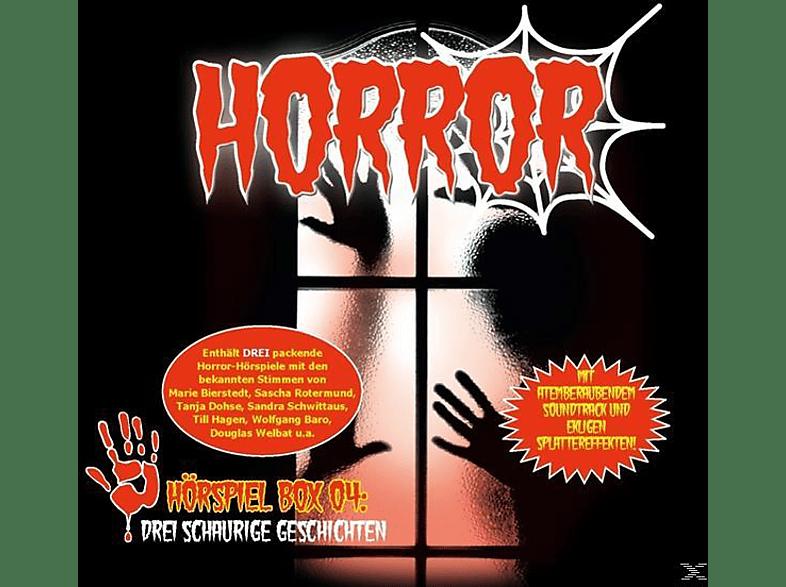 Dark Mysteries - Horror Hörspiel Box 4-Drei Schaurige Geschichten - (CD)