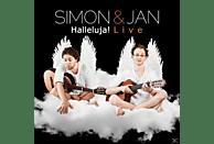 Jan Simon - Hallelujah-live [CD]
