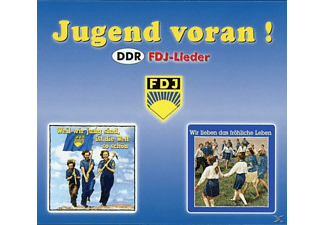 Ddr-fdj Lieder - Jugend voran!  - (CD)