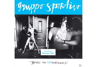 Gruppo Sportivo - Back To 19 Mistakes  - (CD)