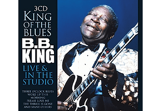 B. B. King - King of the Blues (CD)