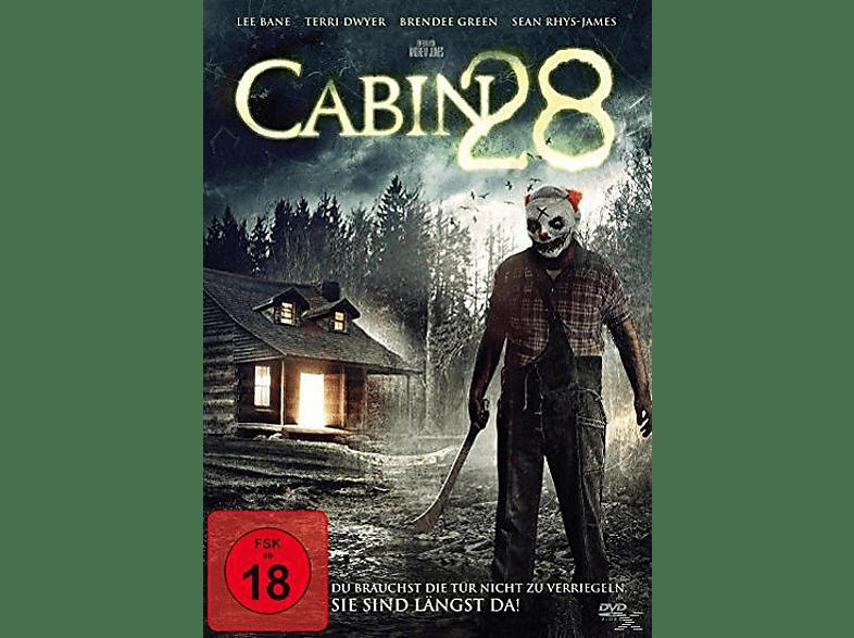 Cabin 28 - Sie sind längst da [DVD]