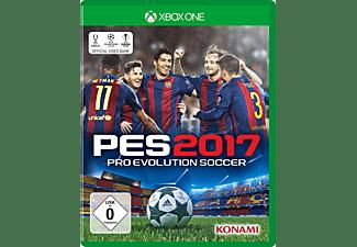 XBO PES 2017 - [Xbox One]