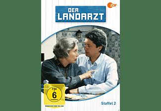Der Landarzt - 2. Staffel DVD