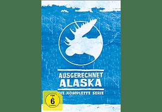 Ausgerechnet Alaska - Die komplette Serie DVD