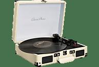 CLASSIC PHONO TT-11WH Plattenspieler Weiß