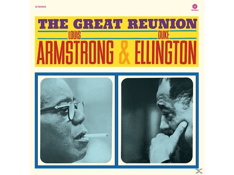 ARMSTRONG LOUIS<multisep/>ELLINGTON DUKE - THE GREAT REUNION (LTD.180G VINYL) [Vinyl]