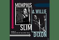 DIXON WILLIE<multisep/>MEMPHIS SLIM - SONGS OF MEMPHIS SLIM & WEE WILLIE DIXON (LTD.180 [Vinyl]