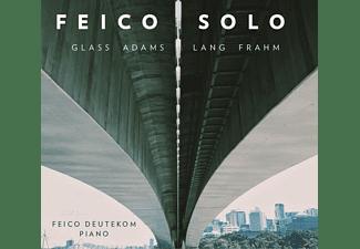 Feico Deutekom - FEICO SOLO  - (CD)