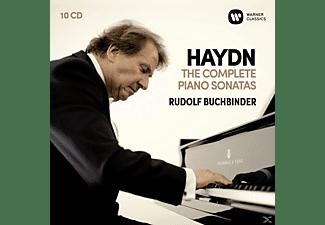 Rudolf Buchbinder - Sämtliche Klaviersonaten  - (CD)
