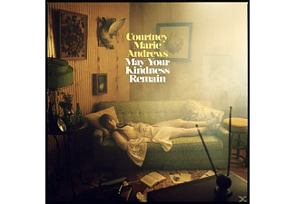 Courtney Marie Andrews - May Your Kindness Remain (Heavyweight LP+MP3)  - (LP + Download)