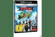 The LEGO Ninjago Movie [4K Ultra HD Blu-ray]