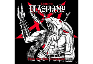 VARIOUS - Tribute To Blasphemy  - (CD)