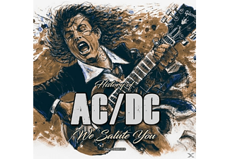 AC/DC - History Of/We Salute You  - (CD)