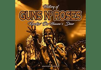 Guns N' Roses - History Of/Knockin' On Heavens Door  - (CD)