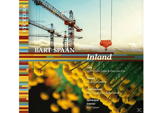 Igor Urruchi, Hans Van Eck, Joe Zwaanenburg, James Fulkerson - Inland - (CD)