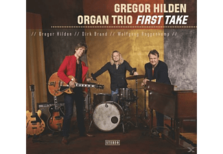 Gregor Organ Trio Hilden - First Take  - (CD)