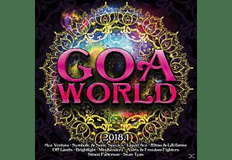 VARIOUS - Goa World 2018.1  - (CD)