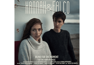 Hannah & Falco - Blind For A Moment  - (CD)