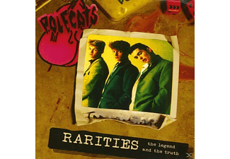 Polecats - The Legend And The Truth (Rarities)  - (CD)