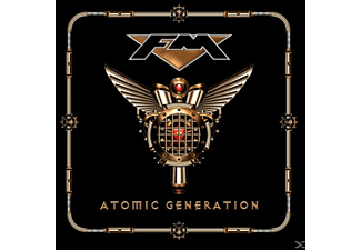 FM - Atomic Generation (Ltd.Gatefold/Black Vinyl)  - (Vinyl)