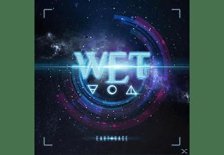 W.E.T. - Earthrage (Ltd.Gatefold/Black Vinyl/180 Gramm)  - (Vinyl)