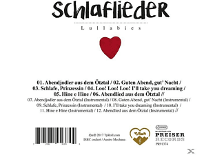 Tyroll - SCHLAFLIEDER  - (CD)