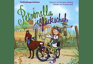 Dorothea Flechsig - Petronella Gluckschuh: Tierkindergeschichten  - (CD)