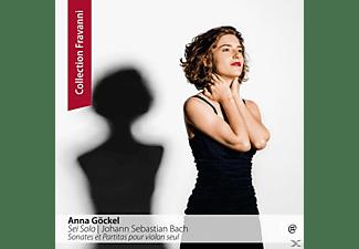 Anna Gockel - Sonaten & Partiten Für Violine Solo  - (CD)