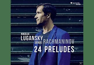 Nikolai Lugansky - 24 Preludes  - (CD)