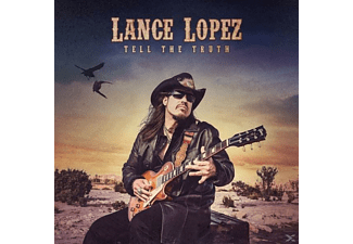 Lance Lopez - Tell The Truth  - (CD)