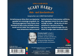 Sonja Kaiblinger - Scary Harry 6.Hals-Und Knochenbruch  - (CD)