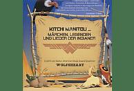 Wolfsheart - Kitchi Manitou  - (CD)