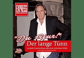 Der Lange Tünn - Du Fijur!   - (CD)