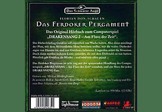 Michael Holdinghausen - Drakensang - Das Ferdoker Pergament   - (CD)