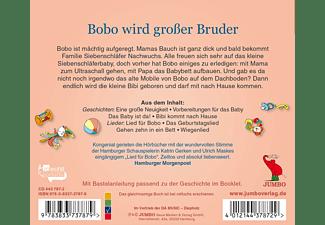 Markus Osterwalder - Bobo Siebenschläfer bekommt ein Geschwisterchen  - (CD)
