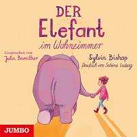 Sylvia Bishop - Der Elefant Im Wohnzimmer  - (CD)