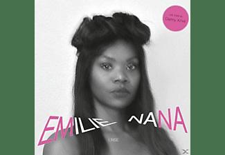 Emilie Nana - I Rise EP (Danny Krivit Edits)  - (Vinyl)