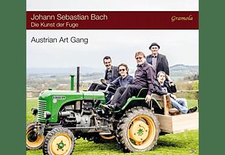 Austrian Art Gang - Die Kunst der Fuge  - (CD)