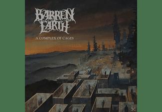 Barren Earth - A COMPLEX OF CAGES (+CD)  - (Vinyl)