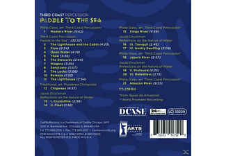 Third Coast Percussion - Paddle to the Sea  - (CD)