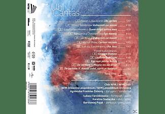 Nfm Leopoldinum Orchestra, Lukasz Farcinkiewicz, Karolina Siadaczka, Bartlomiej Pajak, Nfm Choir - Ubi Caritas  - (CD)