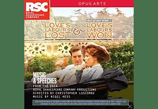 VARIOUS - Love's Labour's Lost & Love's Labour's Won  - (CD)