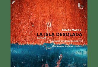 Cusi/Santamaria/Galiana/Encinar/+ - La Isla Desolada  - (CD)