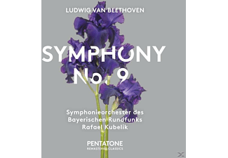 Rafael Kubelik - Sinfonie 9  - (SACD)