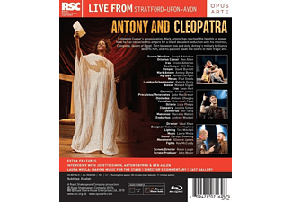 Antony and Cleopatra Blu-ray