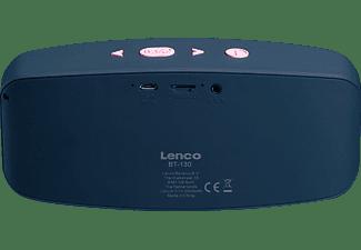 LENCO BT-130PK Bluetooth Lautsprecher, Pink