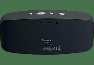 LENCO BT-130GY Bluetooth Lautsprecher, Grau